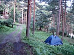 巣栗キャンプ場