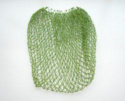 手編みのネット